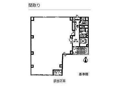 VORT永田町 2階間取りのサムネイル画像