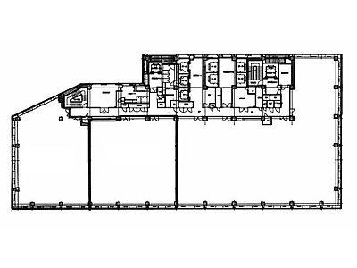 浜離宮三井ビルディング 6階603間取りのサムネイル画像