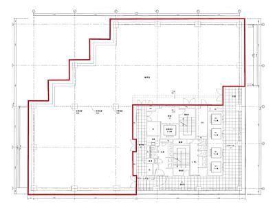 MFPR渋谷ビル 9階間取りのサムネイル画像