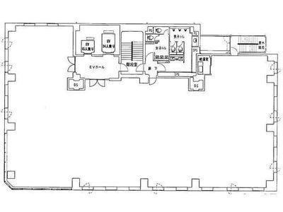 RBM京橋ビル 7階間取りのサムネイル画像