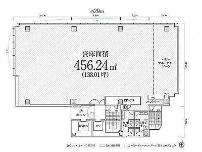PMO渋谷Ⅱ(旧:PMO渋谷三丁目) 6階間取りのサムネイル画像