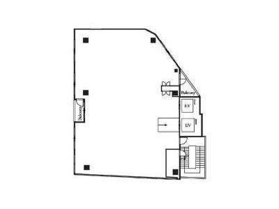 地下1階(店舗限定)の間取り画像