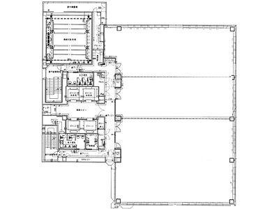 藤久ビル東5号館 3階1+2間取りのサムネイル画像