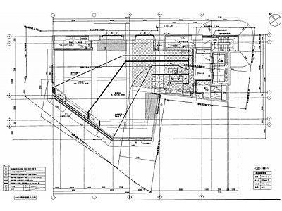 (仮称)渋谷区道玄坂2丁目ビル 9階①間取りのサムネイル画像