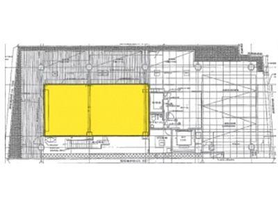 上野の森ファーストビル 1階(店舗可)間取りのサムネイル画像