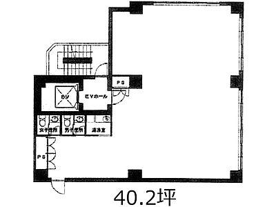 ベルヴュー麹町 2階間取りのサムネイル画像