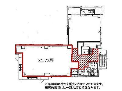 ルート西池袋ビル 7階701間取りのサムネイル画像