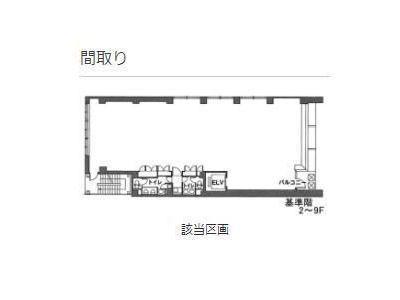 12東洋海事ビル 1階(店舗可)間取りのサムネイル画像