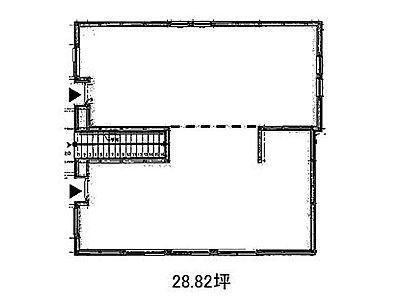 フィル・パーク浅草4丁目 1階間取りのサムネイル画像
