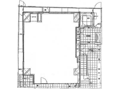 アロス渋谷ビル 1階(店舗限定)間取りのサムネイル画像