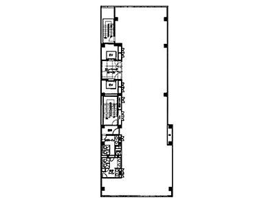 近鉄京橋スクエア(旧:京橋スクエア) 9階間取りのサムネイル画像