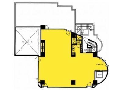 南青山MRビル 5階間取りのサムネイル画像