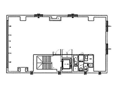 神田東松下町飯田鋲螺ビル 2階間取りのサムネイル画像
