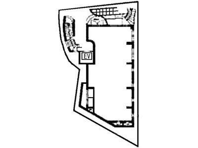 1階101(店舗限定)の間取り画像