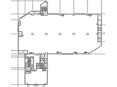池袋ISPタマビル 6階間取りのサムネイル画像