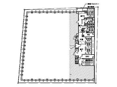 日比谷ビルディング 7階間取りのサムネイル画像