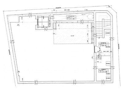 Zet MINAMIAOYAMA 地下2階(店舗限定)間取りのサムネイル画像