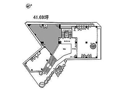 1階1-2(店舗限定)の間取り画像