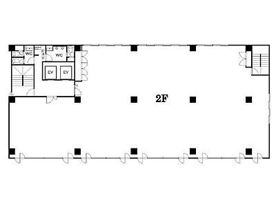 2階の間取り画像