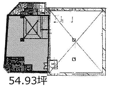 三共小石川THビル 地下1階間取りのサムネイル画像