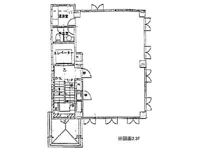 麹町青木ビル 1階~4階間取りのサムネイル画像
