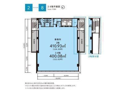 (仮称)吉祥寺本町二丁目新築計画 1階間取りのサムネイル画像
