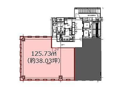 渋谷S.野口Bldg.(渋谷野口ビル) 11階間取りのサムネイル画像