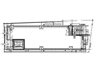 (仮称)ファザーランド渋谷Ⅱ 1階(店舗可)間取りのサムネイル画像