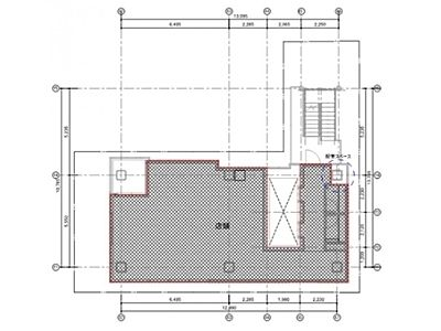 テイテル内神田3丁目ビル 6階(店舗可)間取りのサムネイル画像