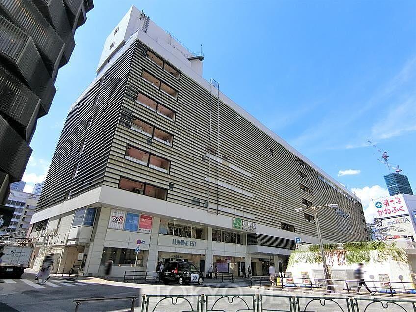 新宿ルミネエスト(2021年7月16日撮影)