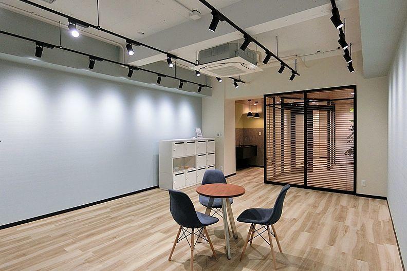 セットアップオフィス施工事例 - MINAMI AZABU BLD.